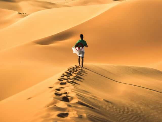 Visto para a Argélia