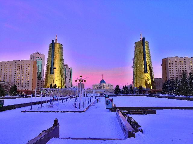 Visto de turismo para o Cazaquistão