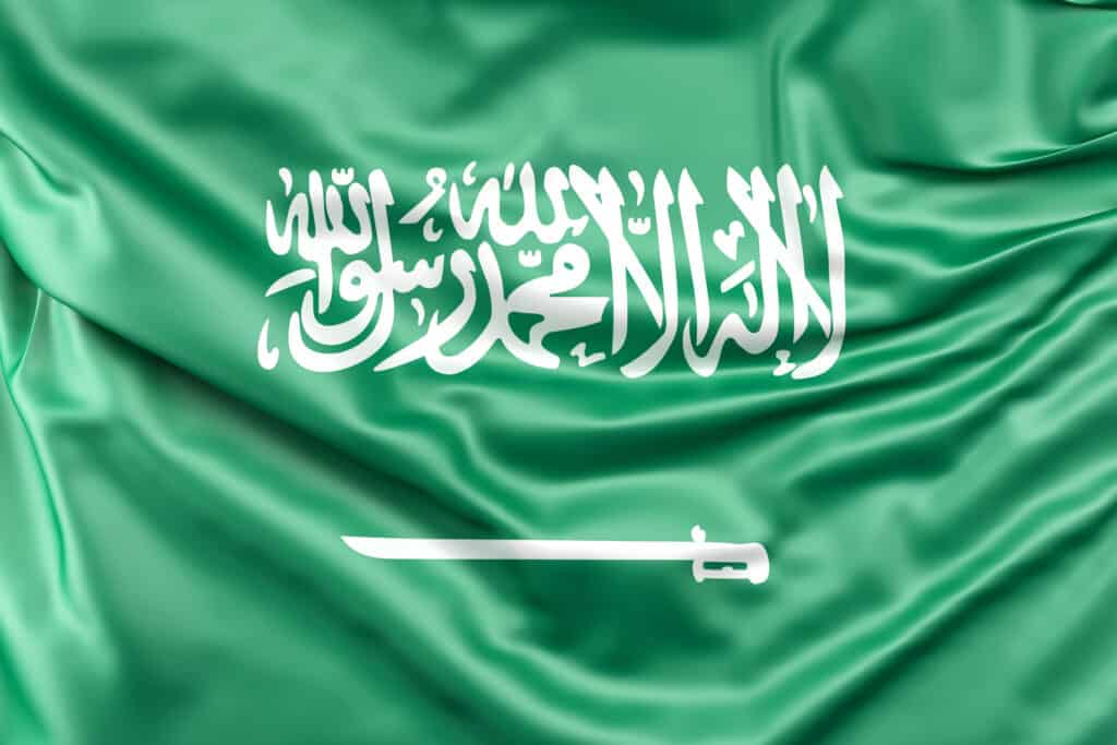 Visto para a Arábia Saudita