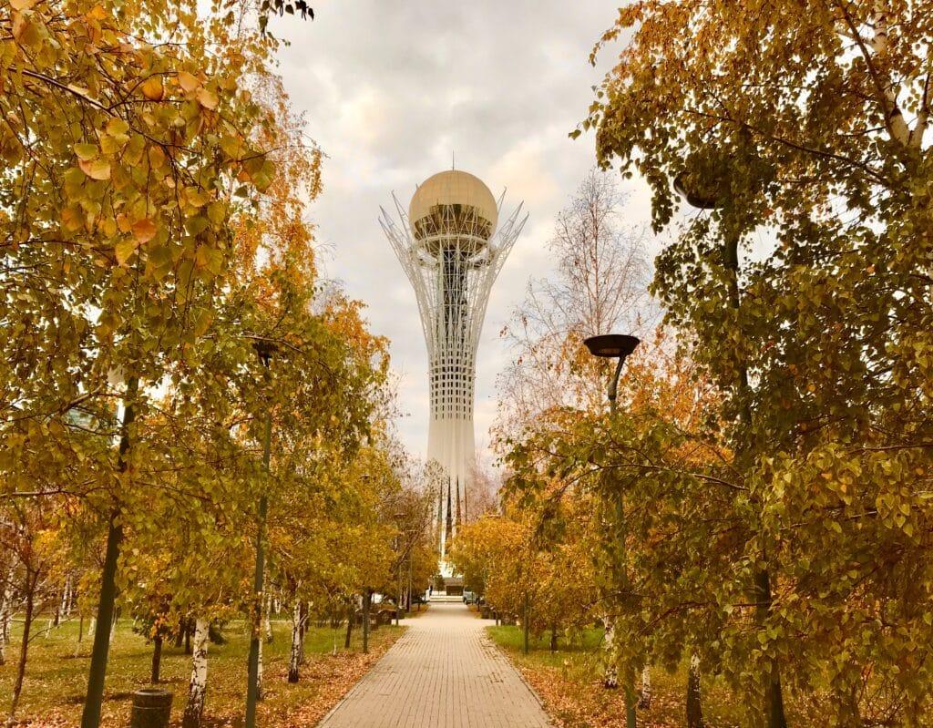 Visto de Negócios para o Cazaquistão