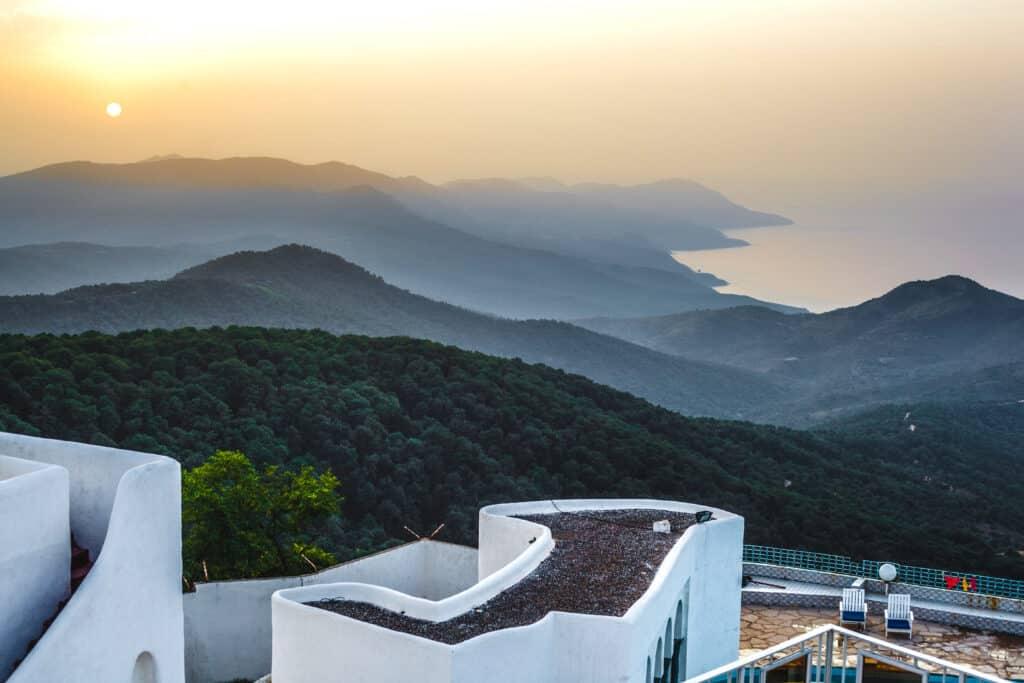 Visto de turismo para a argélia