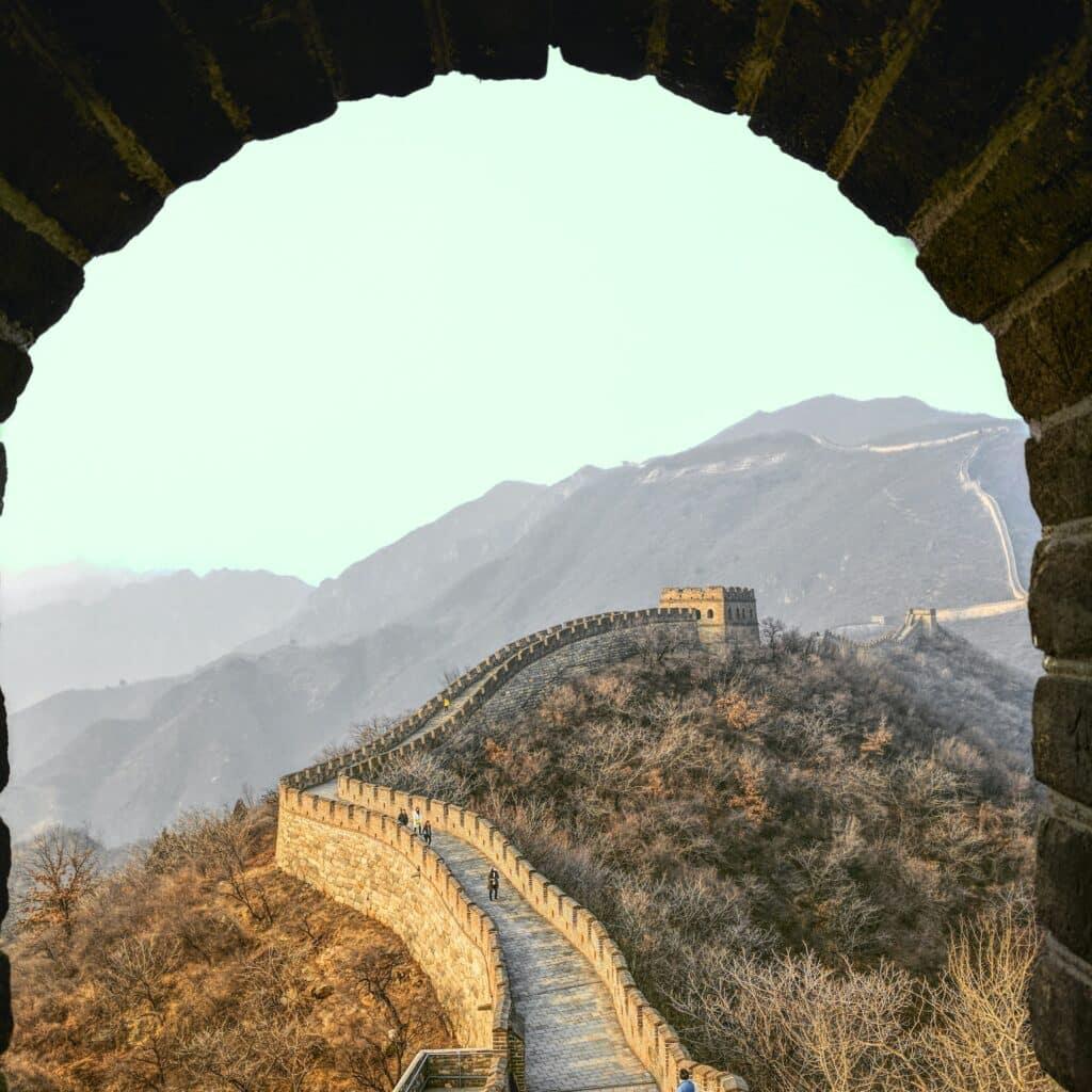 Visto de Turismo china