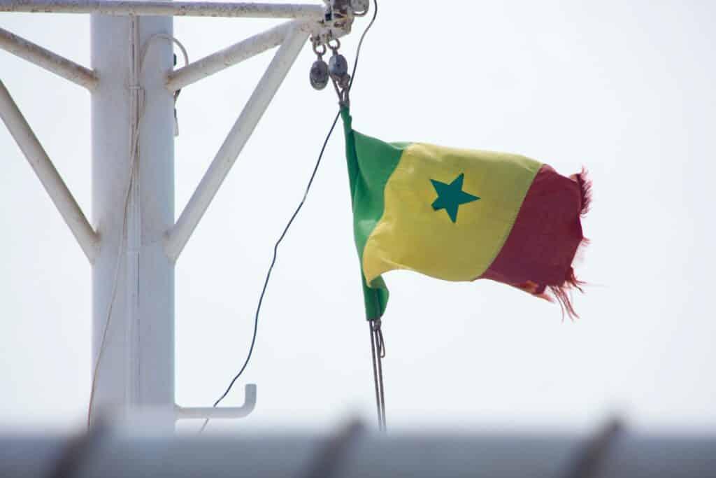 Visto de entrada para o Senegal