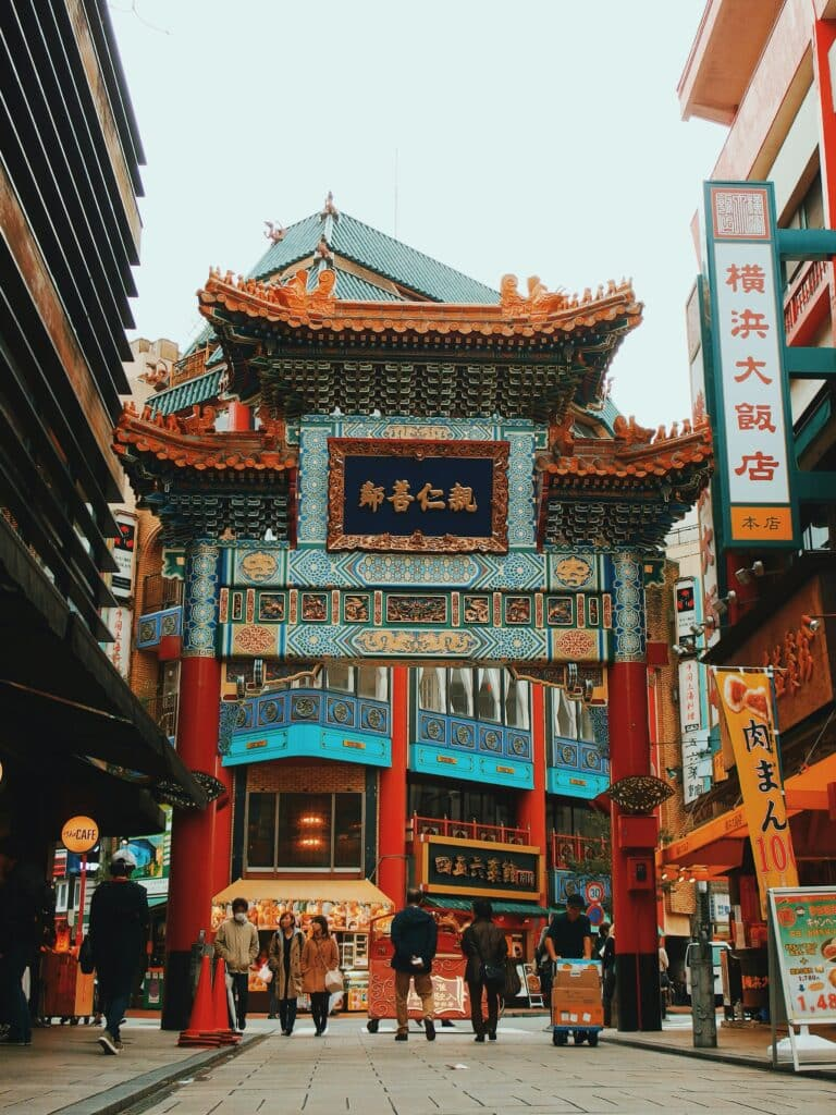 Visto de trânsito China