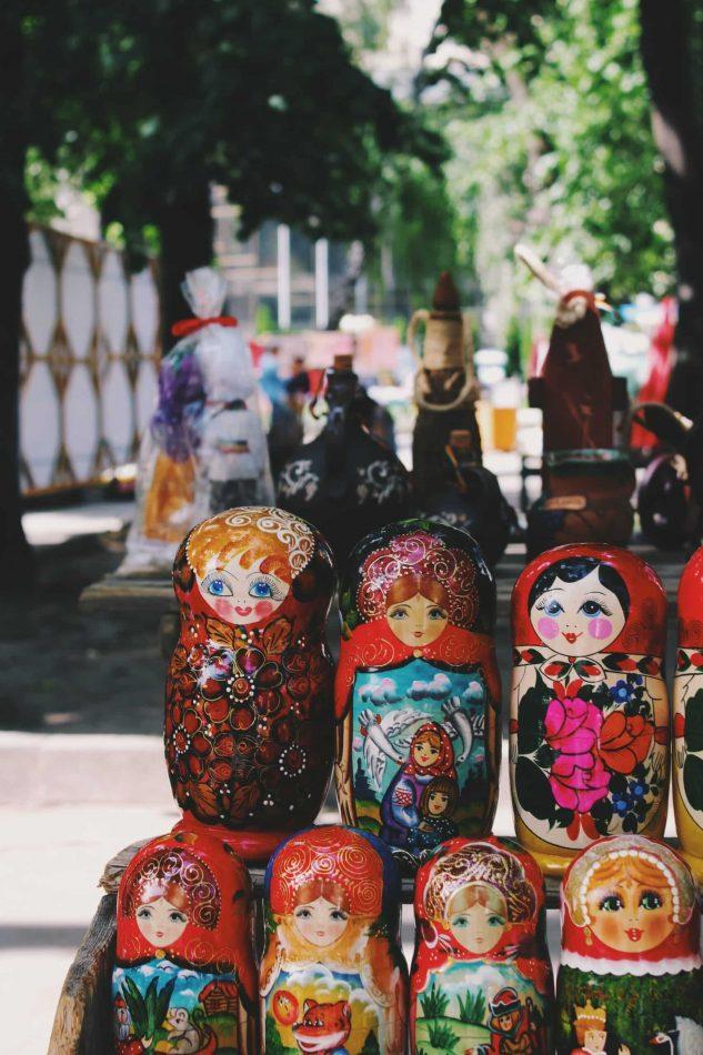 Visto de turismo para a Rússia